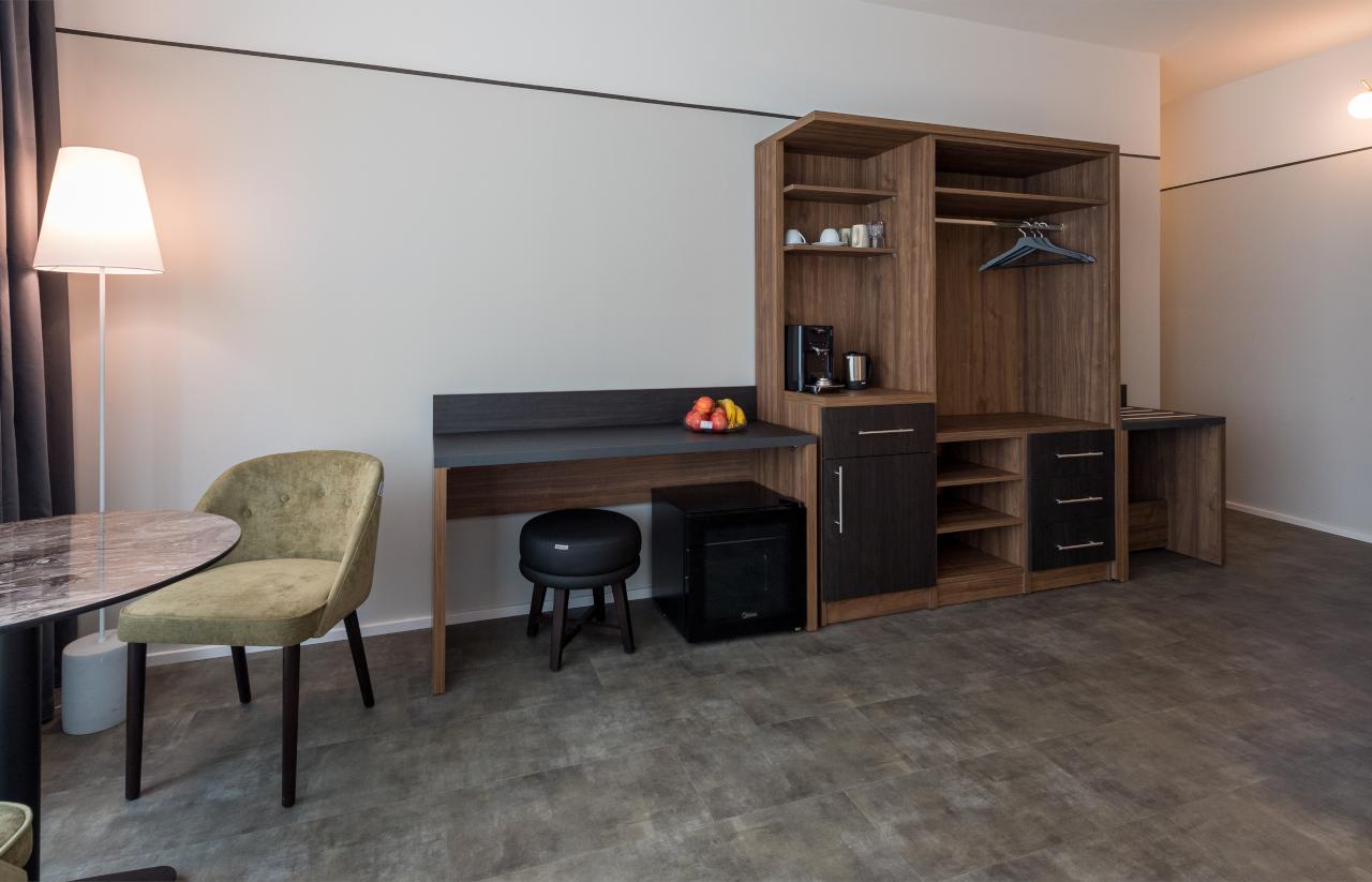 Deluxe-Doppel/Zweibettzimmer